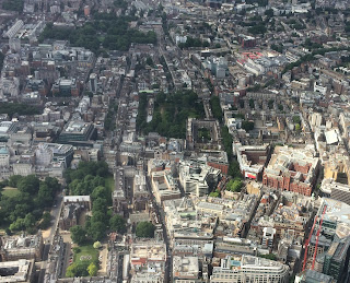 A birds eye view of Bloomsbury with Callum Roberts