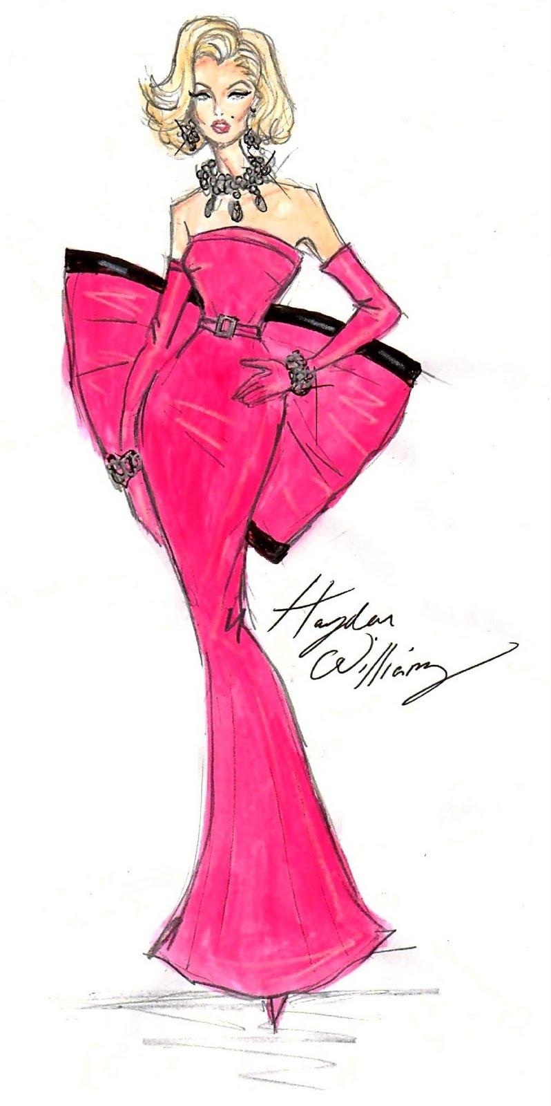 Hayden Williams Fashion Illustrations: June 2011