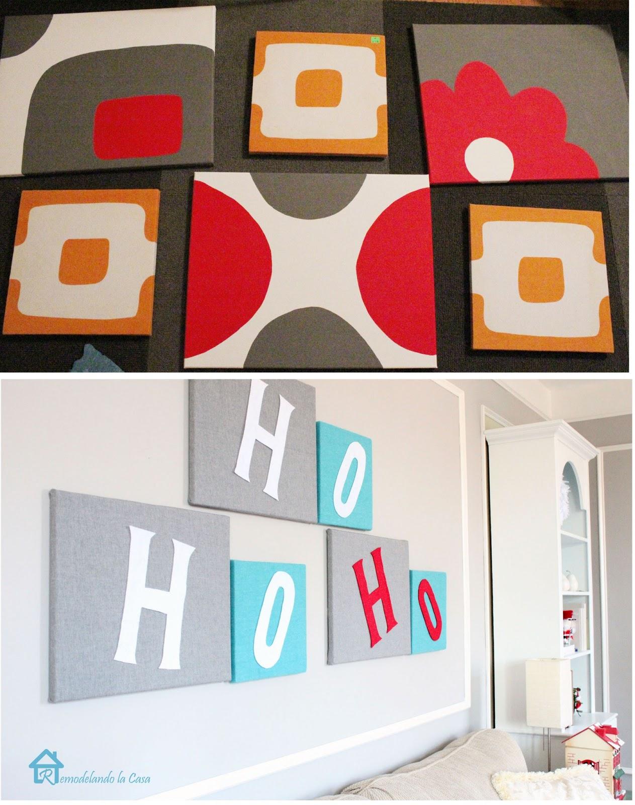 Fresh Geometric Designs Wall Art