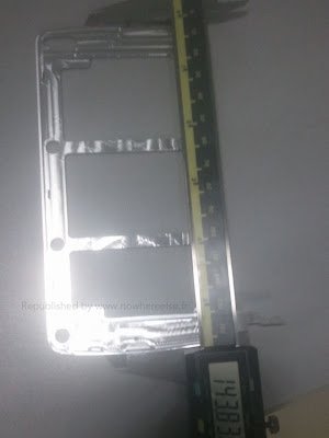 Galaxy S5's metal case purported images leak