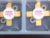 Toshiba 2SC2879 fenel untuk radio HF