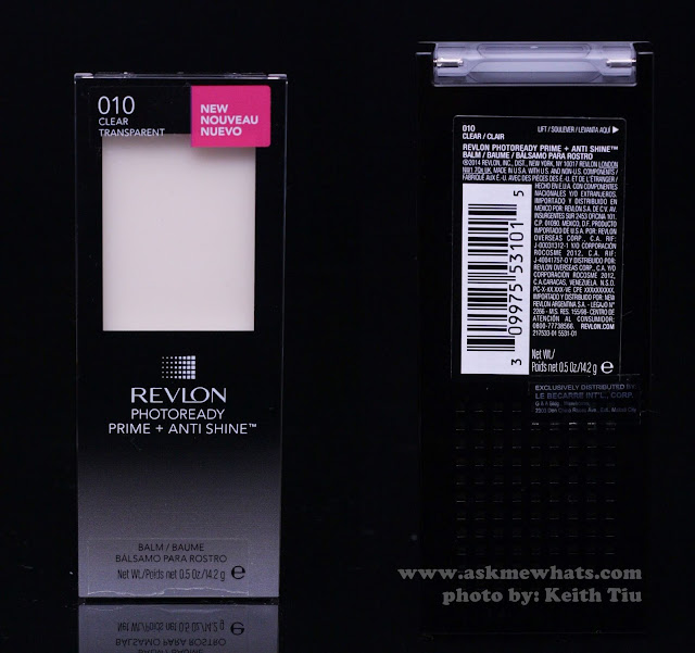 A photo of Revlon Photoready Prime anti shine