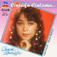 Chintami Atmanagara - Cintaku Cintamu (Album 1982)