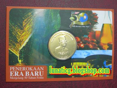 Felda Coin Card