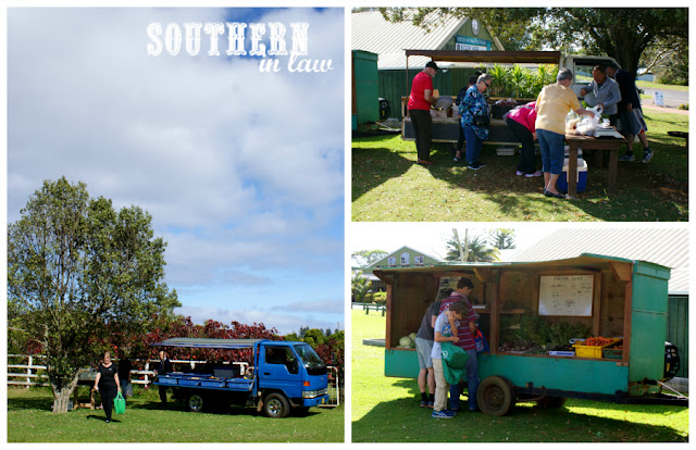 Saturday Farmers' Market on Norfolk Island - Coeliac Friendly Travel Reviews Norfolk Island