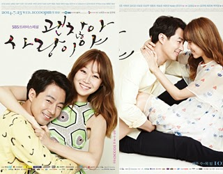 KOREA DRAMA It's Okay, That's Love