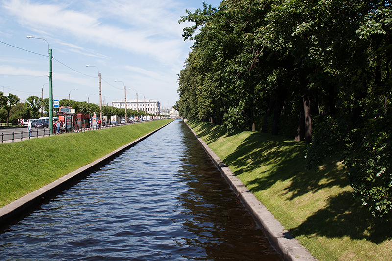 city river canal Санкт-Петербург канал