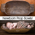 Newborn Prop Bowls