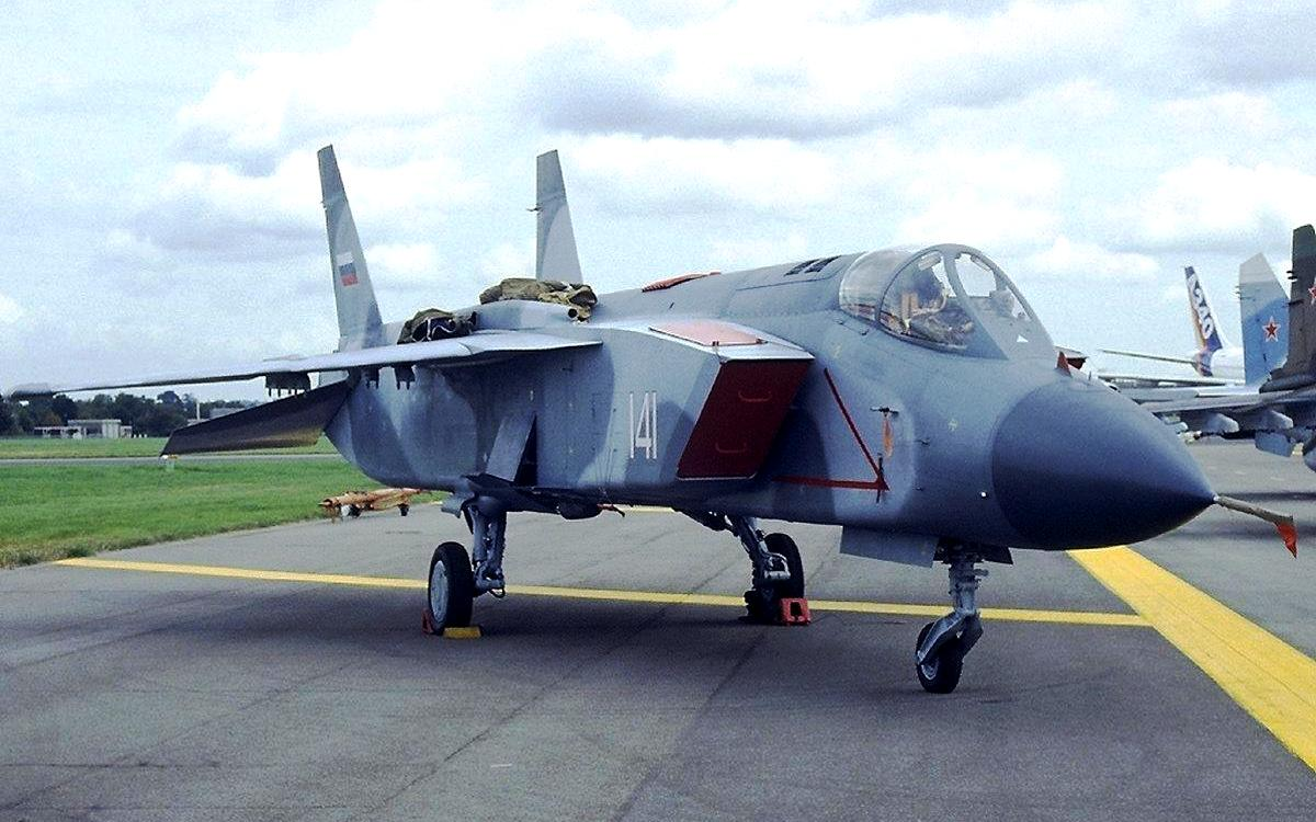 Yak-141 Freestyle, Jet Fighter Wallpaper 2