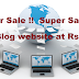 Get Blog website at Rs.999