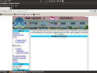 Cara Deface Website Sekolah Dengan SQL Map