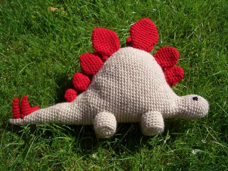 Free Amigurumi Patterns Uk : Dexter the dinosaur u free amigurumi pattern u amigurumi queen