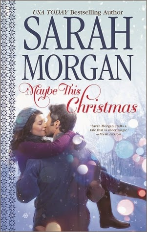 Cover description: A man carries a woman while they kiss. They are wearing winter clothes and it's snowing.