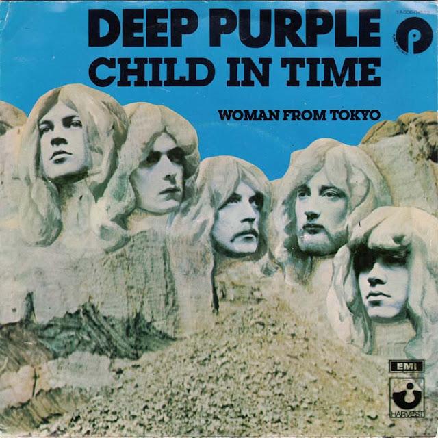 Deep Purple-Child In Time-1970   Zabavnik