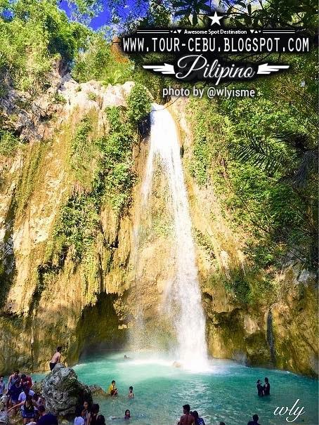 Inambakan Falls Cebu