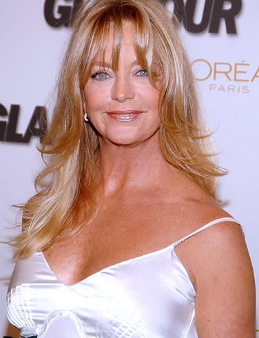 Chatter Busy: Goldie Hawn Surgery Breast Implants After Aging