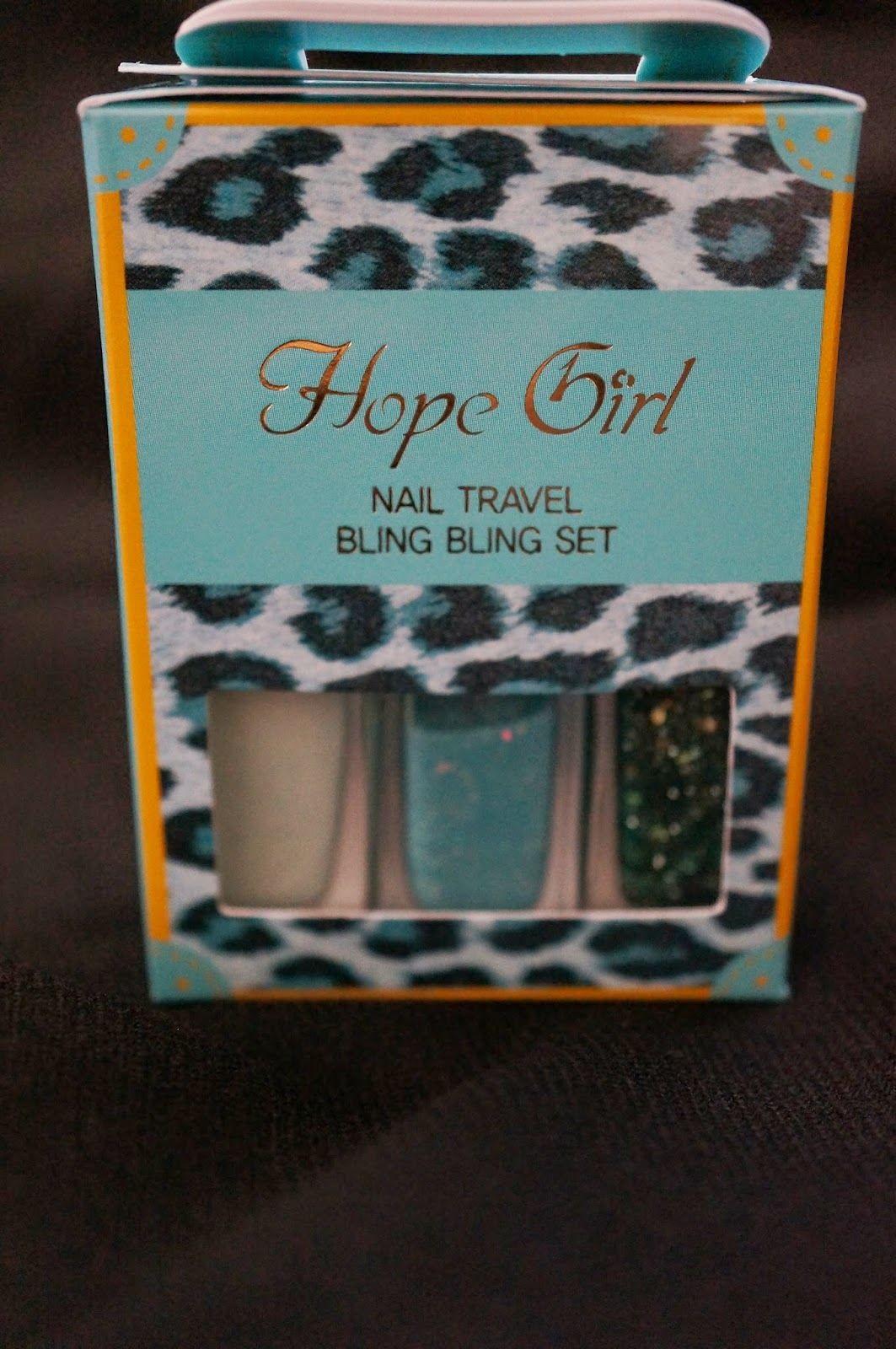 Hope Girl Nail Travel Bling Bling Set Sugar Mint Memebox Global Edition 11 Unboxing Review