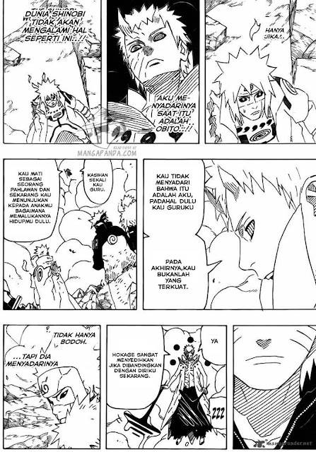 Komik Naruto 642 Bahasa Indonesia halaman 12