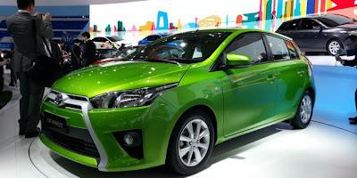 Mobil Baru 2014