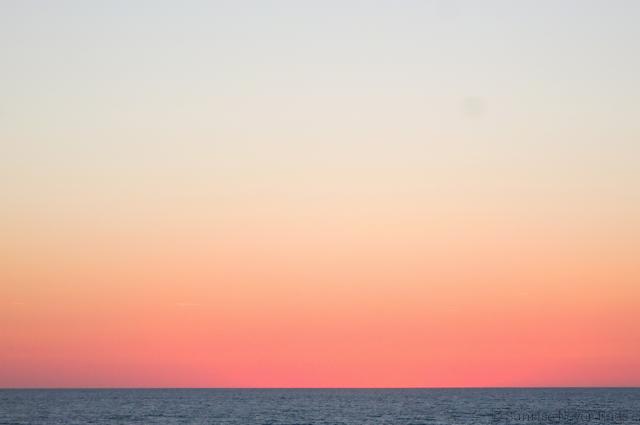 sunrise never ends