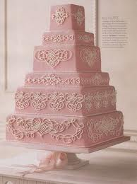 Martha Stewart Maple Wedding Cake
