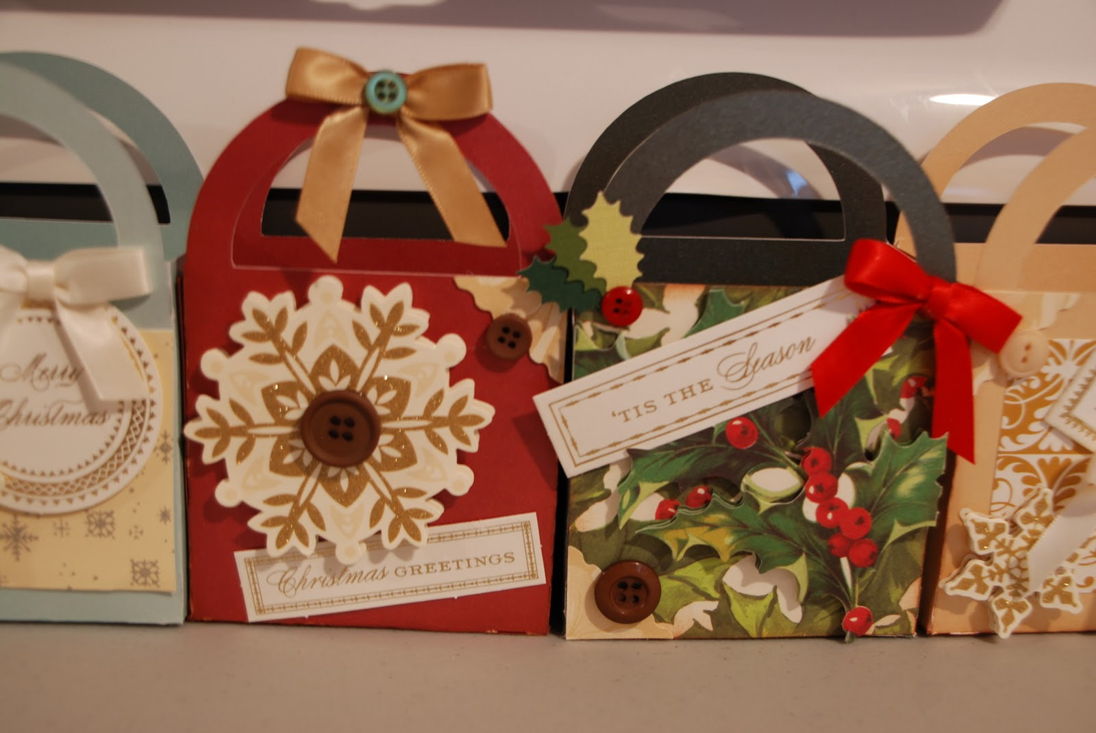 Bookoo blessings christmas treat boxes