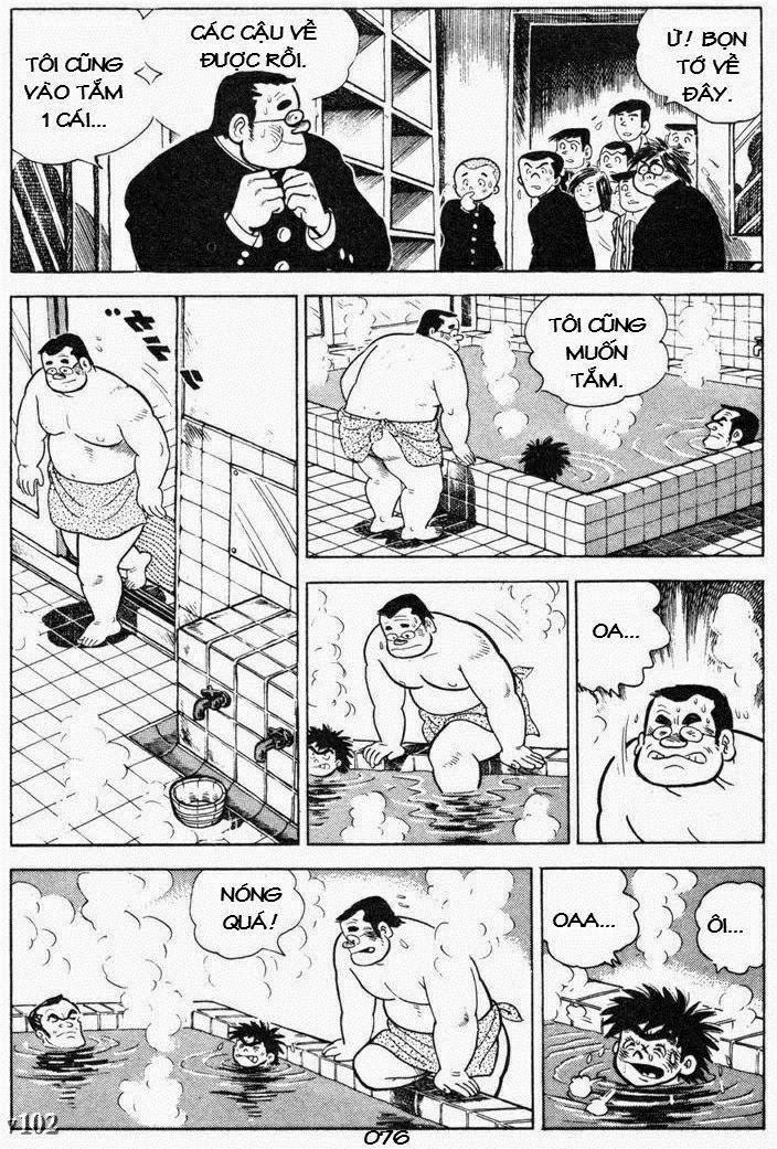 Siêu quậy Teppi chap 90 - Trang 31