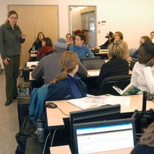 in teaching english as a foreing language: