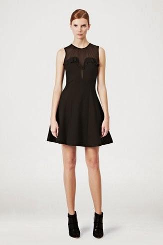 tüllü gece elbisesi siyah renk