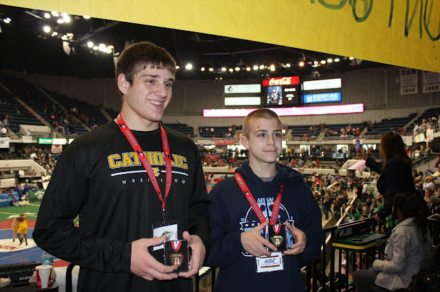 Zachary Van Alst Claims State Title 1