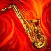 Hot Jazz. Le Jazz Hot de Julie Andrews Banda Sonora de Victor y Victoria. Pedro Navaja de Rubén Blades con Saxofón (partitura)  y La Vie en Rose Jazz (partitura)
