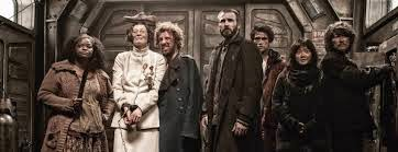 Snowpiercer - Olivia Spencer Tilda Swinton Ewen Bremmer Chris Evans | A Constantly Racing Mind
