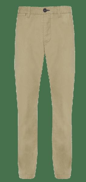 Pantalones chinos en color beige de Primark