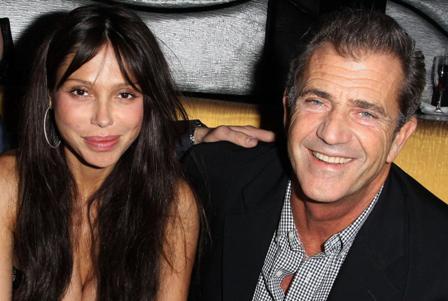Pacar Mel Gibson, Oksana Grigorieva