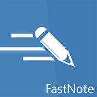 aplicaciones FastNote