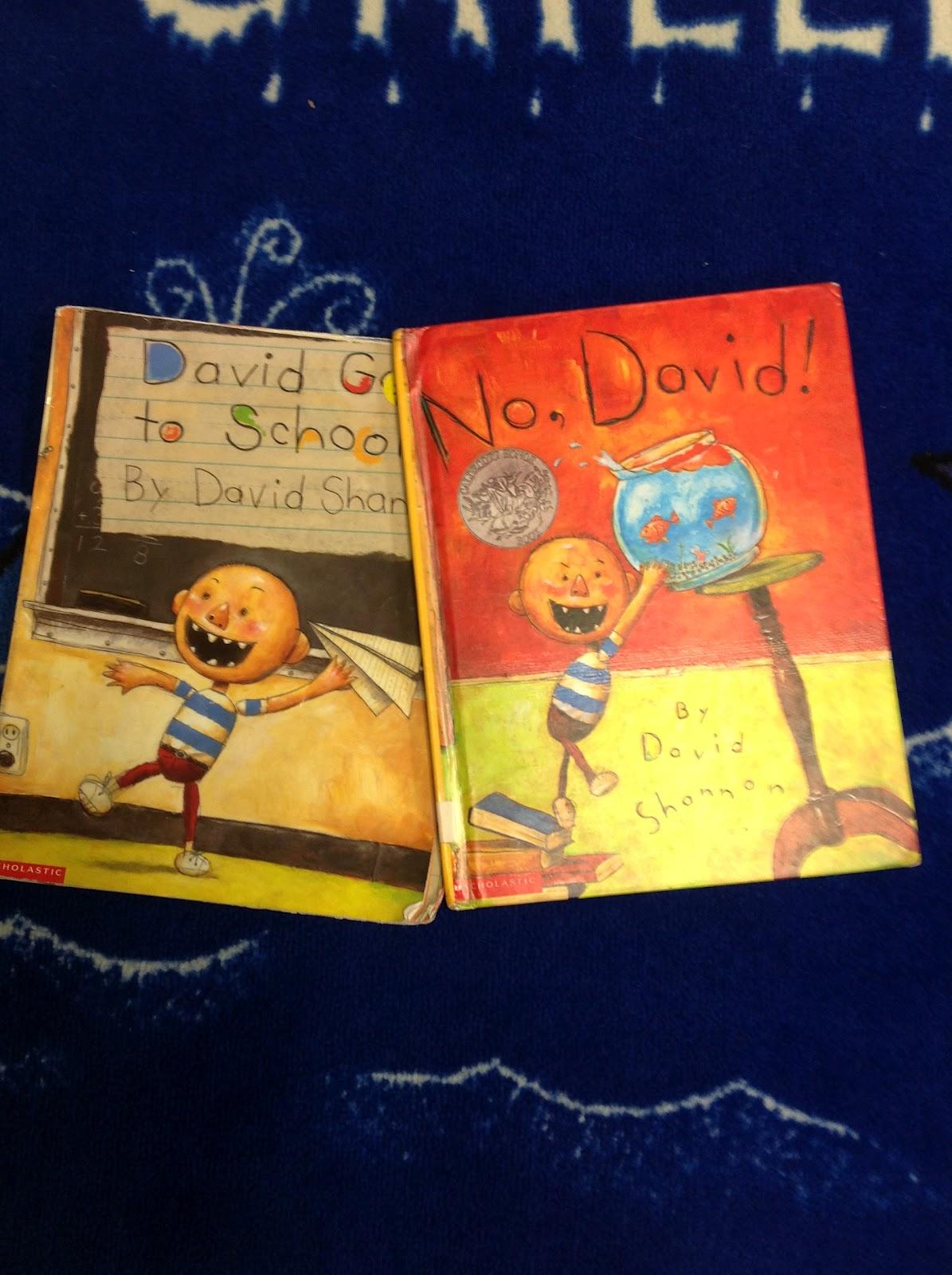 no david book
