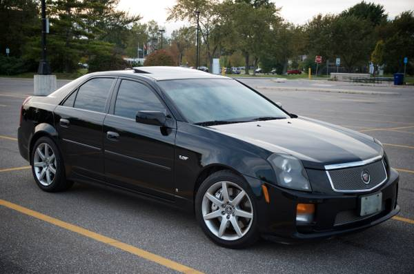 Daily Turismo: Fast 'n' Furious Family: 2006 Cadillac CTS-V