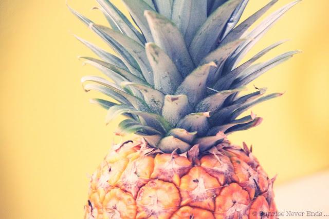 ananas,fruit,jaune
