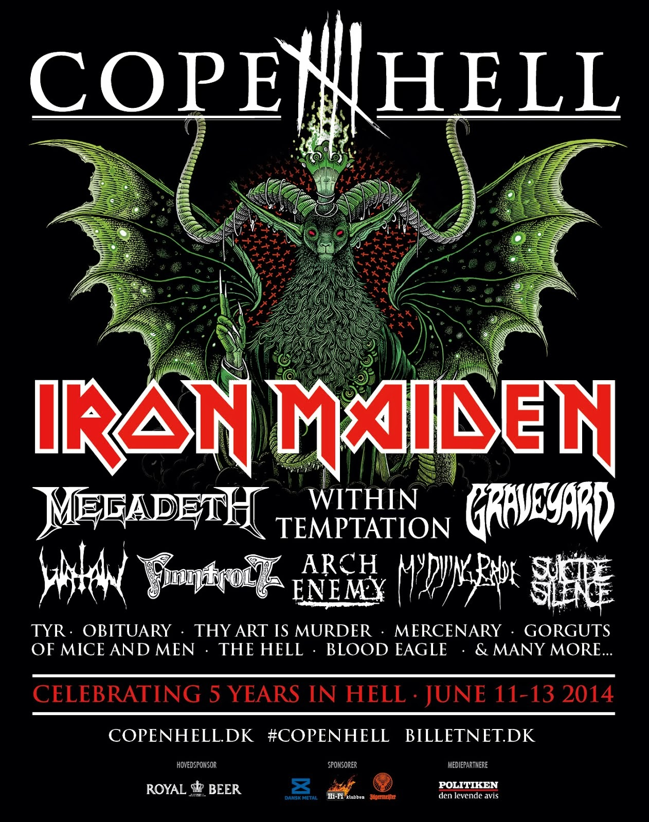 COPENHELL 2014