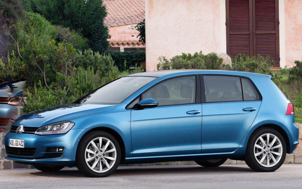 Novo Volkswagen Golf 2014