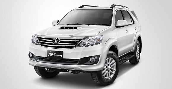 Grand New Fortuner VN Turbo