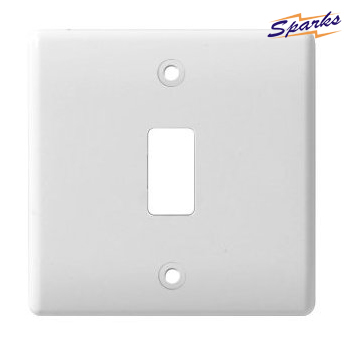 Nexus G81 Single Grid Front Plate