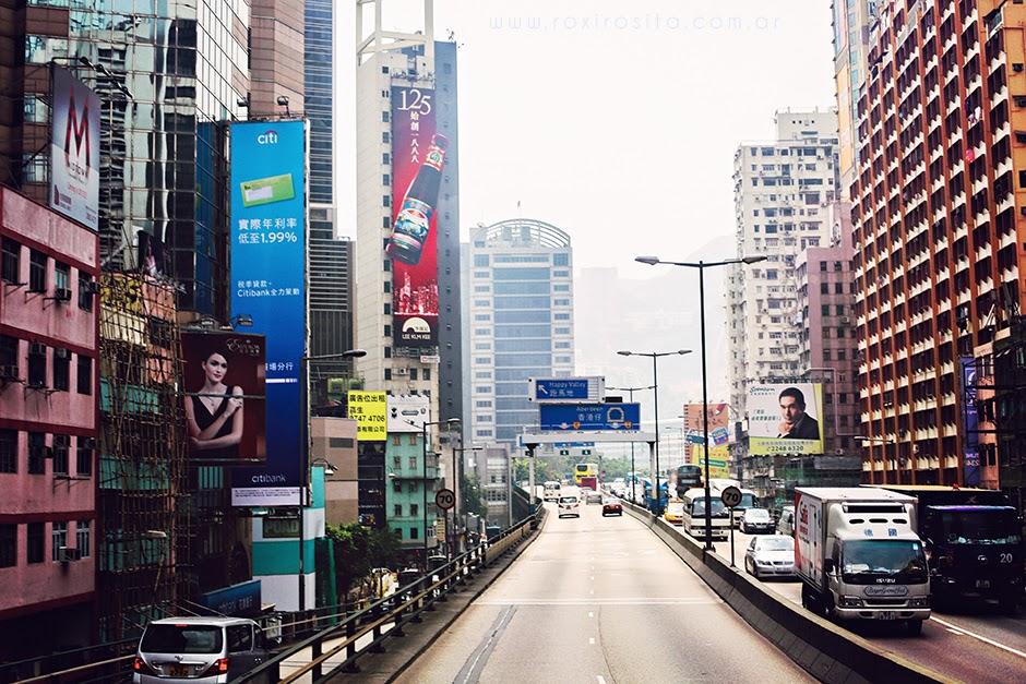 Primera impresión de estos Argentina en Hong Kong