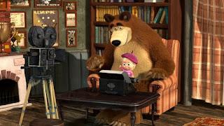 Masha e Orso al cinema