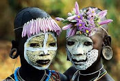 Mulheres Etíopes