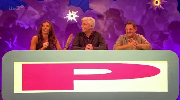 Celebrity Juice Series 7, Episode 12 with Keith Lemon ...