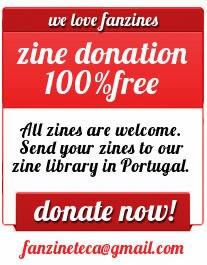 zine donation