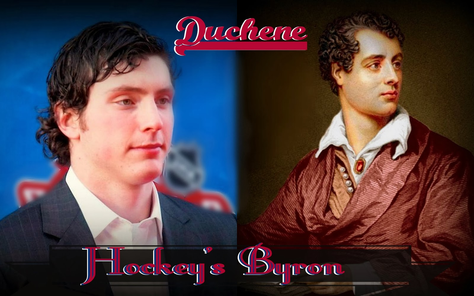 matt duchene hockey s lord byron hockeygrrl the byronic hero matt duchene