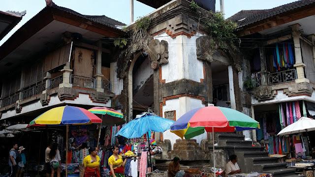 Mercado de Ubud, Bali