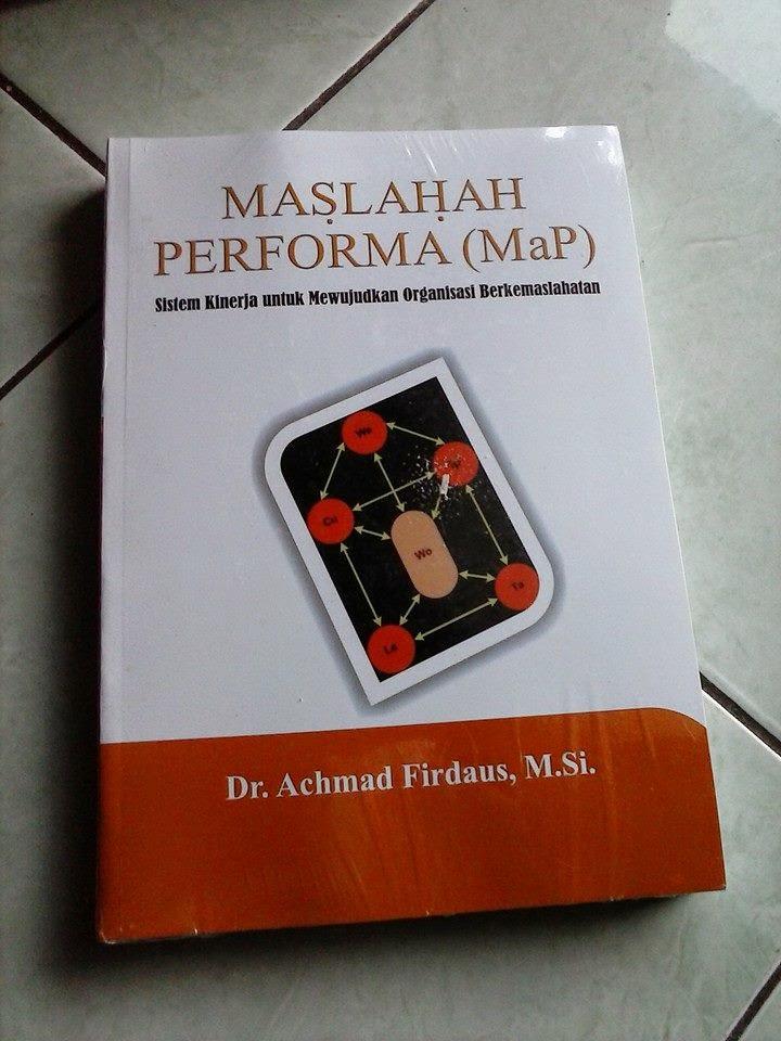 Buku Maslahah Performa